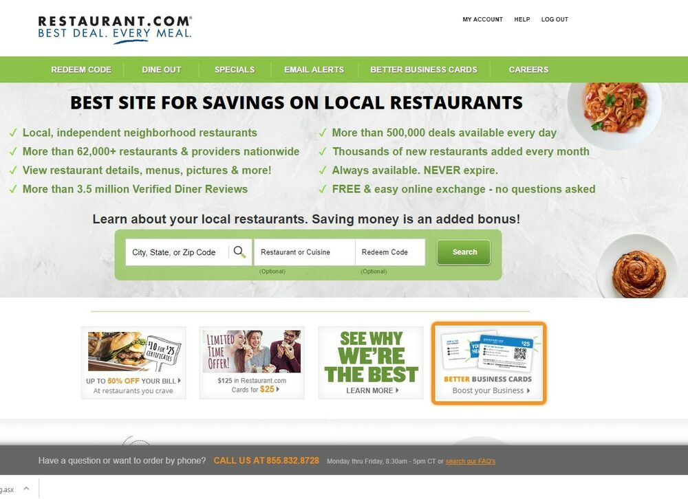 About unatleimag.tk: unatleimag.tk is a deal provider for dining experiences throughout the United States. Once users sign up to the service, they can go through thousands of coupons, deals, and promo codes to find the best way to save money at their favorite restaurants.