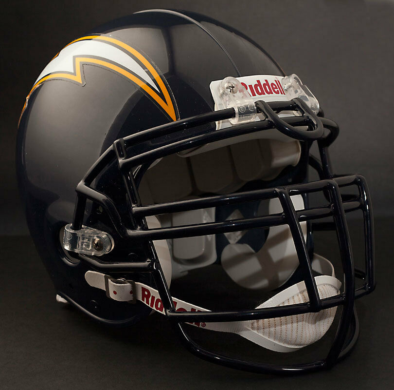 Junior Seau Edition San Diego Chargers Riddell Authentic