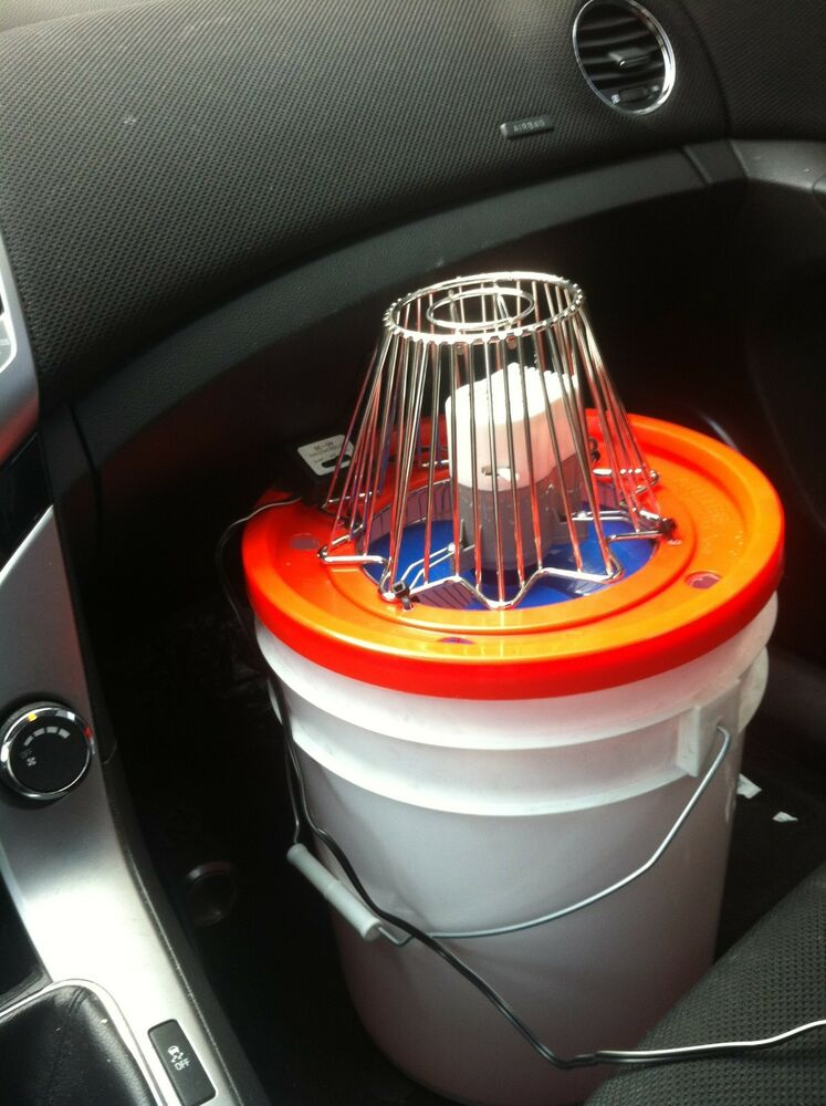 Portable Bucket 12v Car Auto Cooler Air Conditioner 12