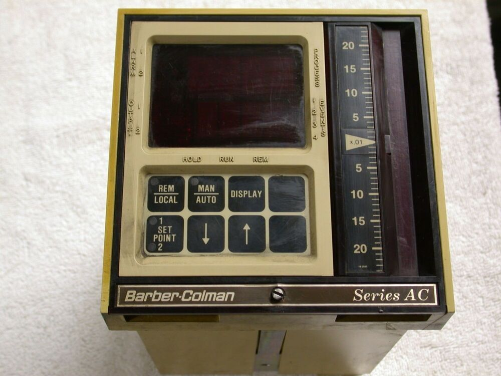 Barber Colman : Barber Colman 560 Temperature Controller *GOOD WORKING & CALIBRATED ...