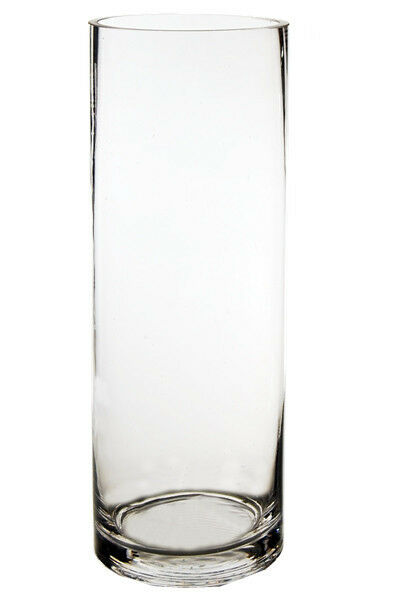 Cylinder Vase Glass Vases Wholesale H 14 Quot Open Diameter
