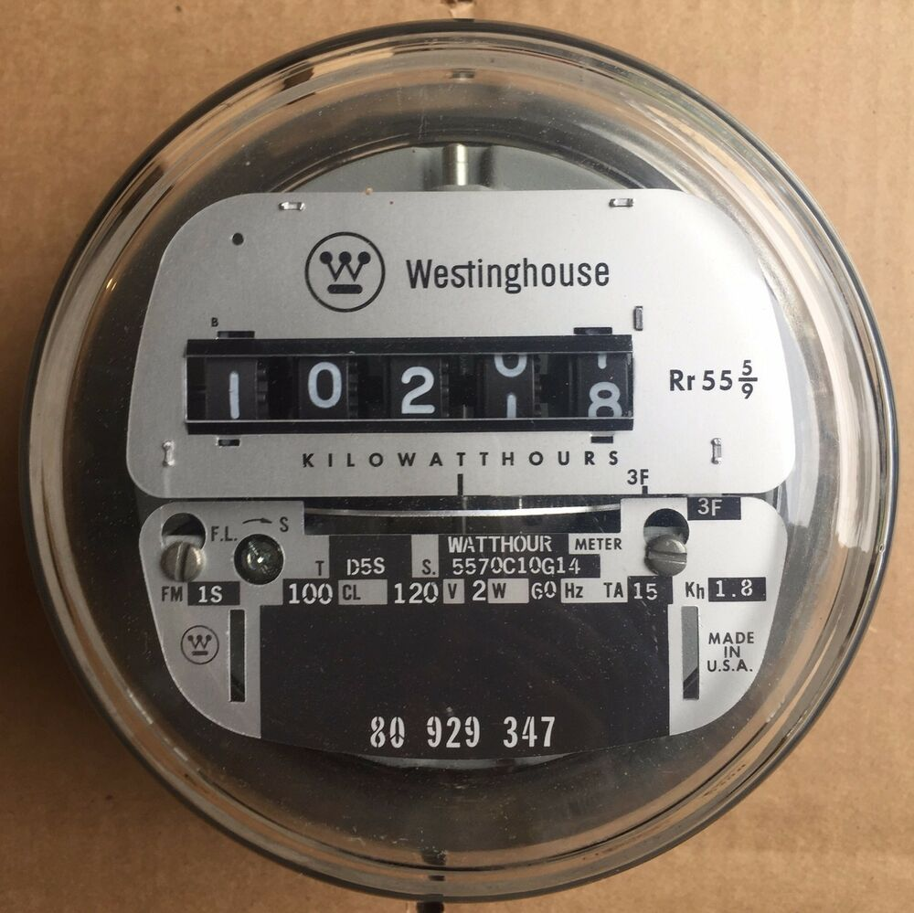 Elctric Meters S : Abb electric watthour meter kwh form s volts