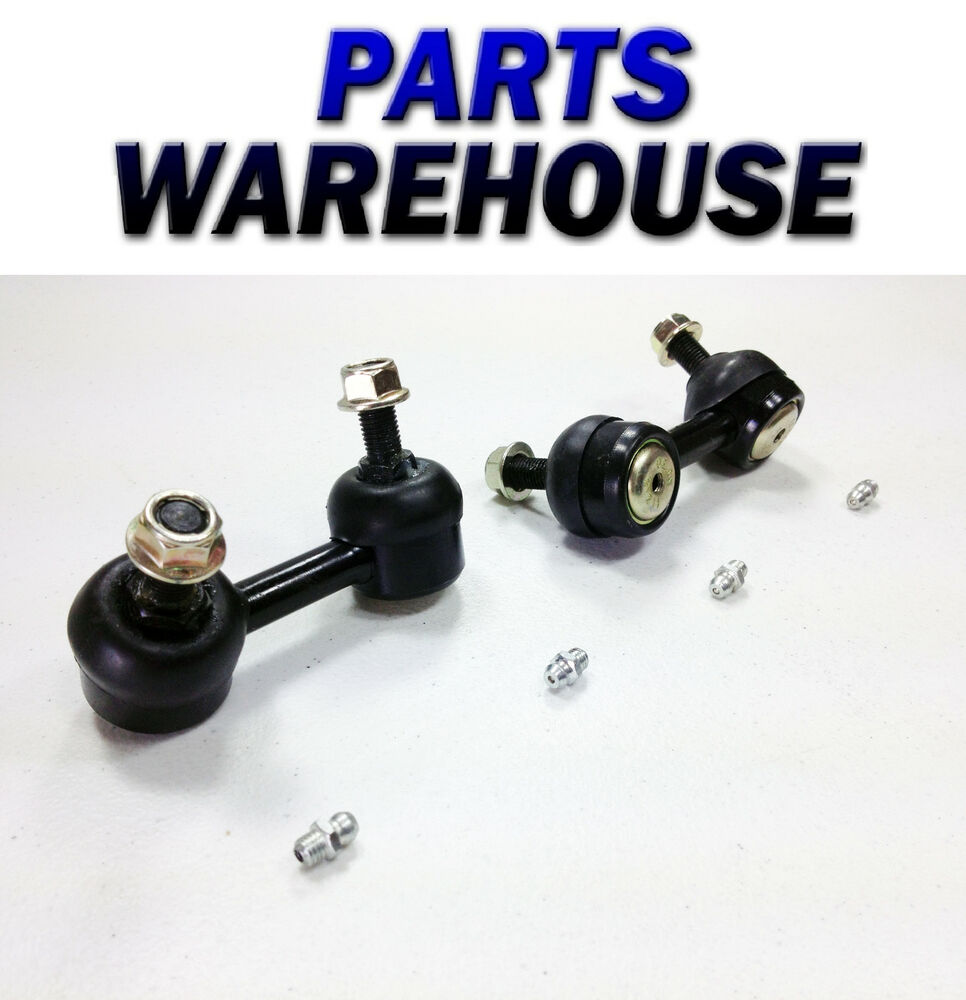 2 front sway bar links honda acura accord tl cl ex lx dx. Black Bedroom Furniture Sets. Home Design Ideas