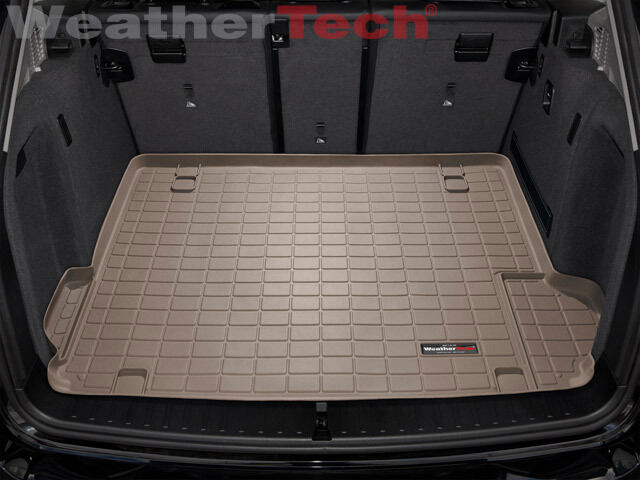 Bmw Car Mats Ebay >> WeatherTech Cargo Liner Trunk Mat for BMW X3 - 2011-2017 - Tan | eBay