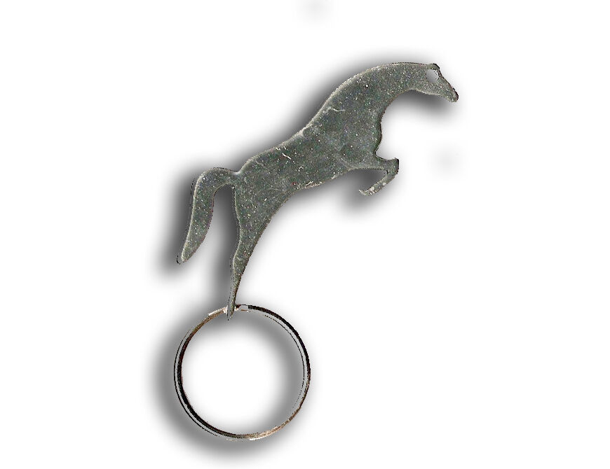 horse shaped bottle opener keychain keyring metal color ebay. Black Bedroom Furniture Sets. Home Design Ideas