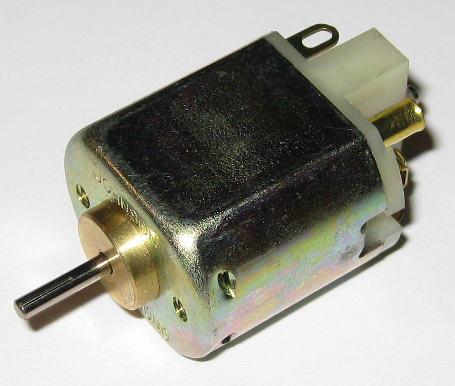 Johnson electric 6 v dc electric small toy motor 3500 for Small dc electric motor
