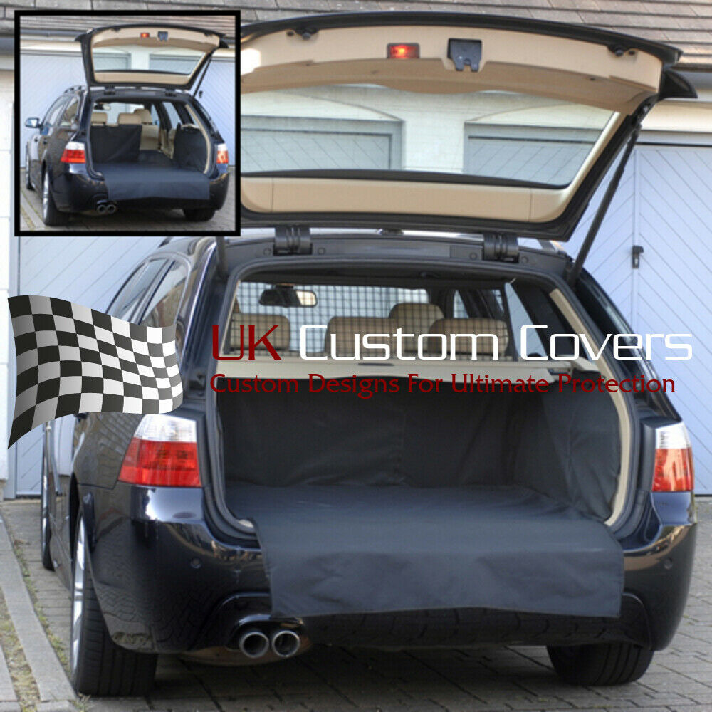 Bmw Car Mats Ebay >> BMW 5 SERIES E61 TOURING ESTATE TAILORED BOOT LINER MAT ...