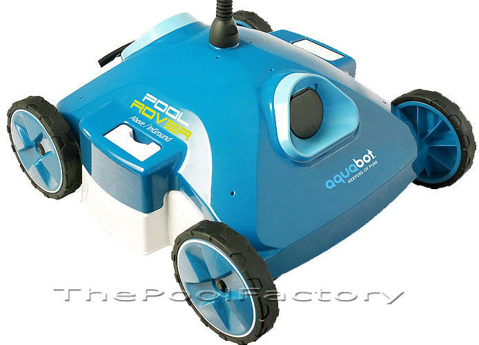 Aquabot Pool Rover S2 40 Automatic Above Ground Robotic Pool Cleaner Vacuum Ebay