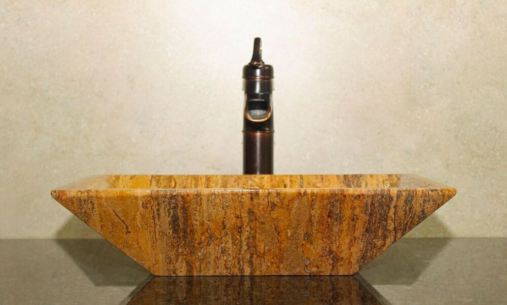 natural stone bathroom sinks modern bathroom vessel sink travertine 19710