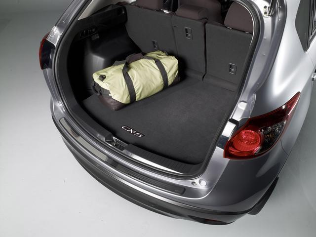 genuine mazda cx5 2010 2016 carpet cargo mat oe oem 0000 8b r11 ebay. Black Bedroom Furniture Sets. Home Design Ideas