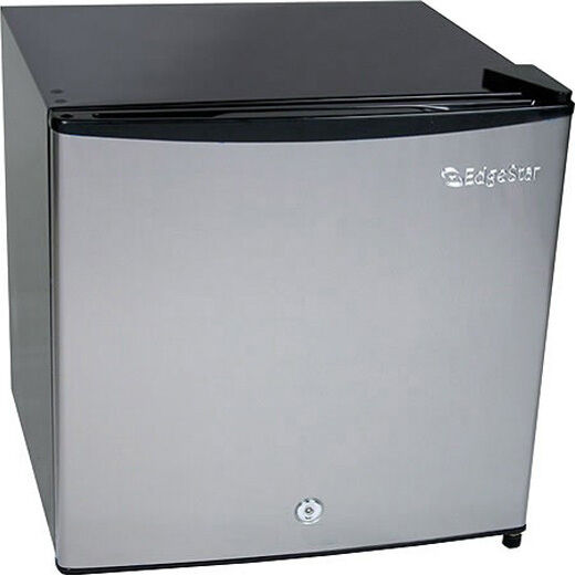 Stainless Steel Mini Freezer Amp Refrigerator Compact