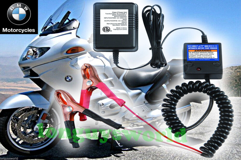 Bmw Battery Charger Motorcycle