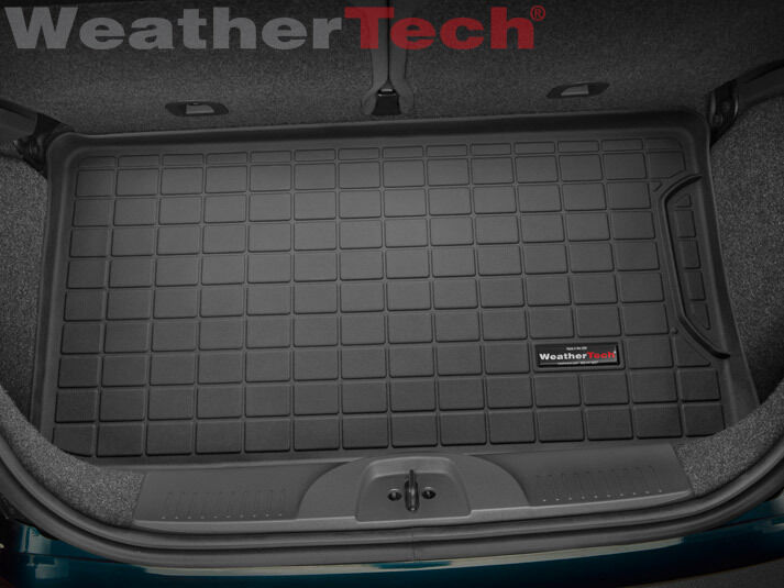weathertech u00ae cargo liner trunk mat for fiat 500