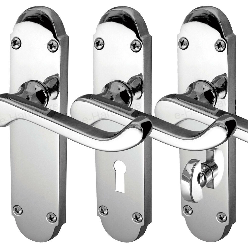 epsom internal door handles lock latch bathroom sets. Black Bedroom Furniture Sets. Home Design Ideas