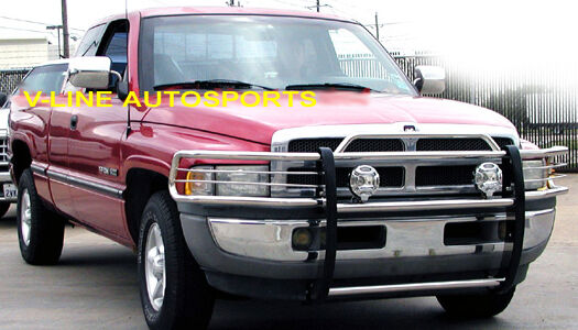 1994 2001 Dodge RAM 1500 2500 Stainless Steel GRILL