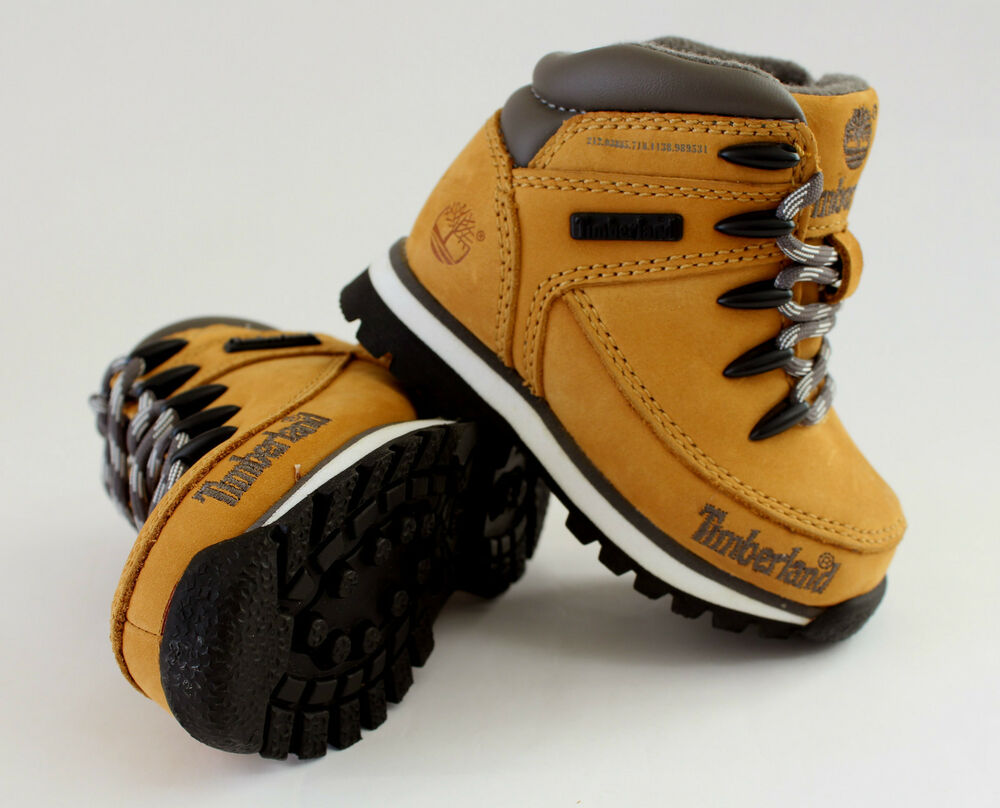 Timberland - Toddlers - Kids - Euro Sprint Boots - Wheat ...