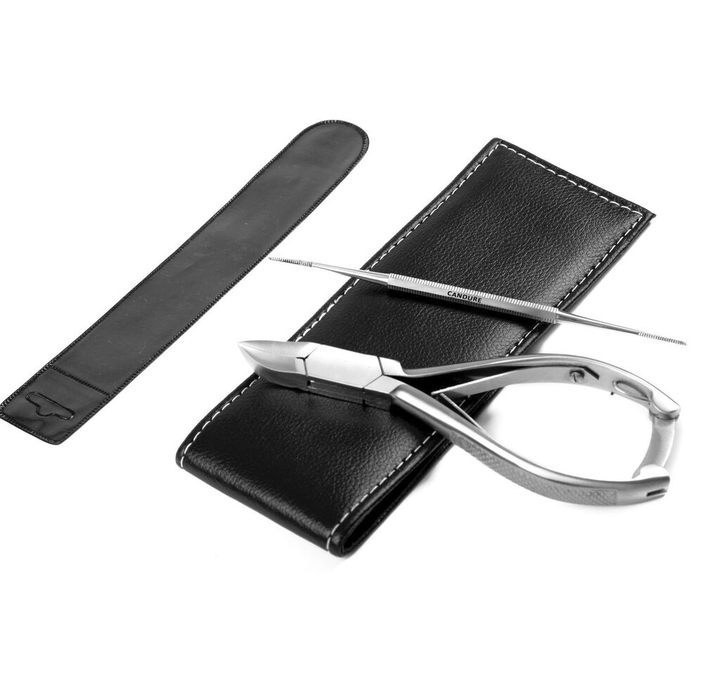Podiatrist toenail clippers set for nail problems chiropody podiatry