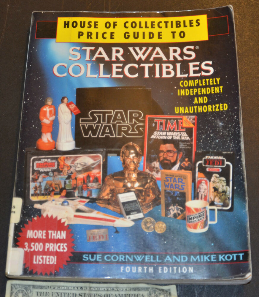 House Of Collectibles Price Guide To Star Wars
