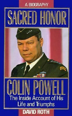 biography of colin powell history essay Soldier: the life of colin powell uchannel loading and uses unprecedented access to his personal and professional papers to create a revolutionary portrait of an american icon: colin powell - mini biography - duration: 5:06 biography 60,570 views.