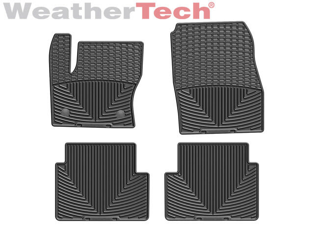 Weathertech All Weather Floor Mats For Ford Escape 2013