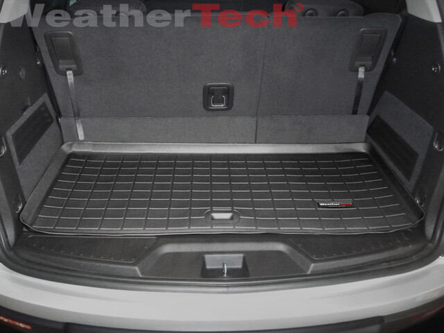 weathertech trunk mat for gmc acadia - small