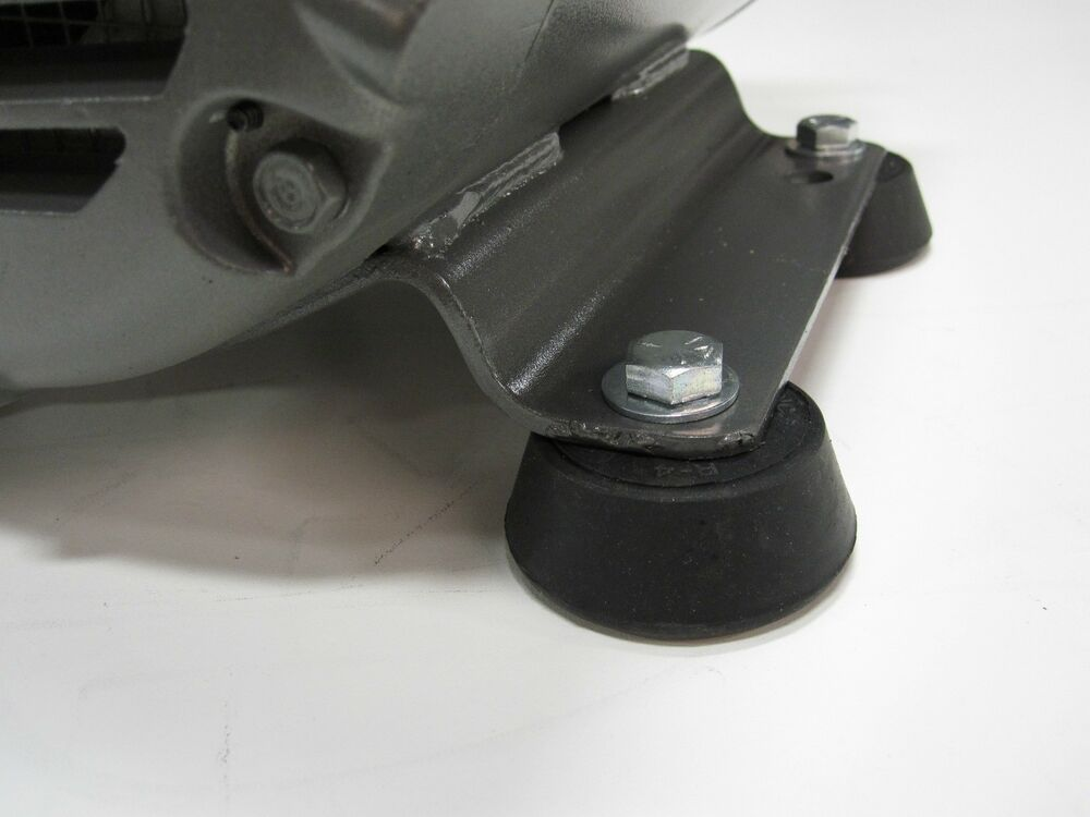 Rubber Isolation Mounts Feet For Sizes 15 60 Hp American