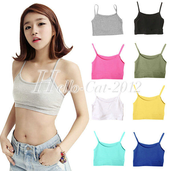 Seamless Stretch Fitness Exercise Yoga Workout Sports Bra