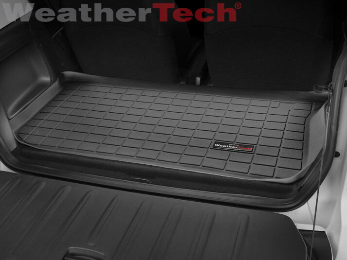 Weathertech 174 Cargo Liner Trunk Mat For Smart Car Fortwo
