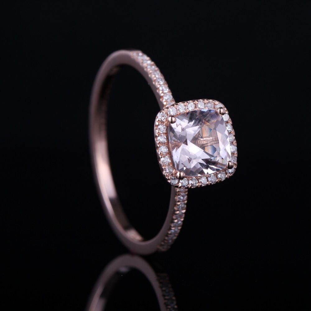 Pinterest Ring With Diamond Claw