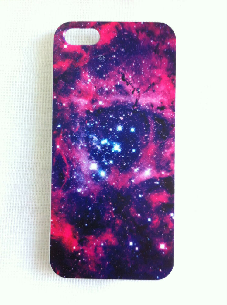 galaxy iphone 5s case galaxy space nebula printed iphone 5 5s for 4785
