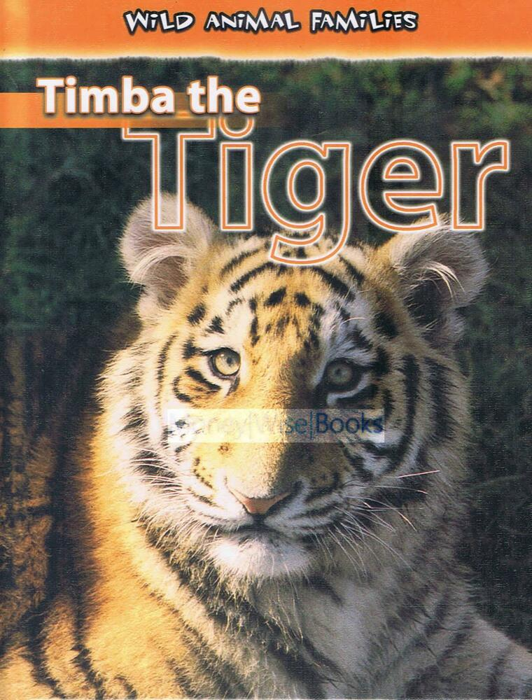 new book timba the tiger jan latta childrens book hardcover 9780836877724 ebay. Black Bedroom Furniture Sets. Home Design Ideas