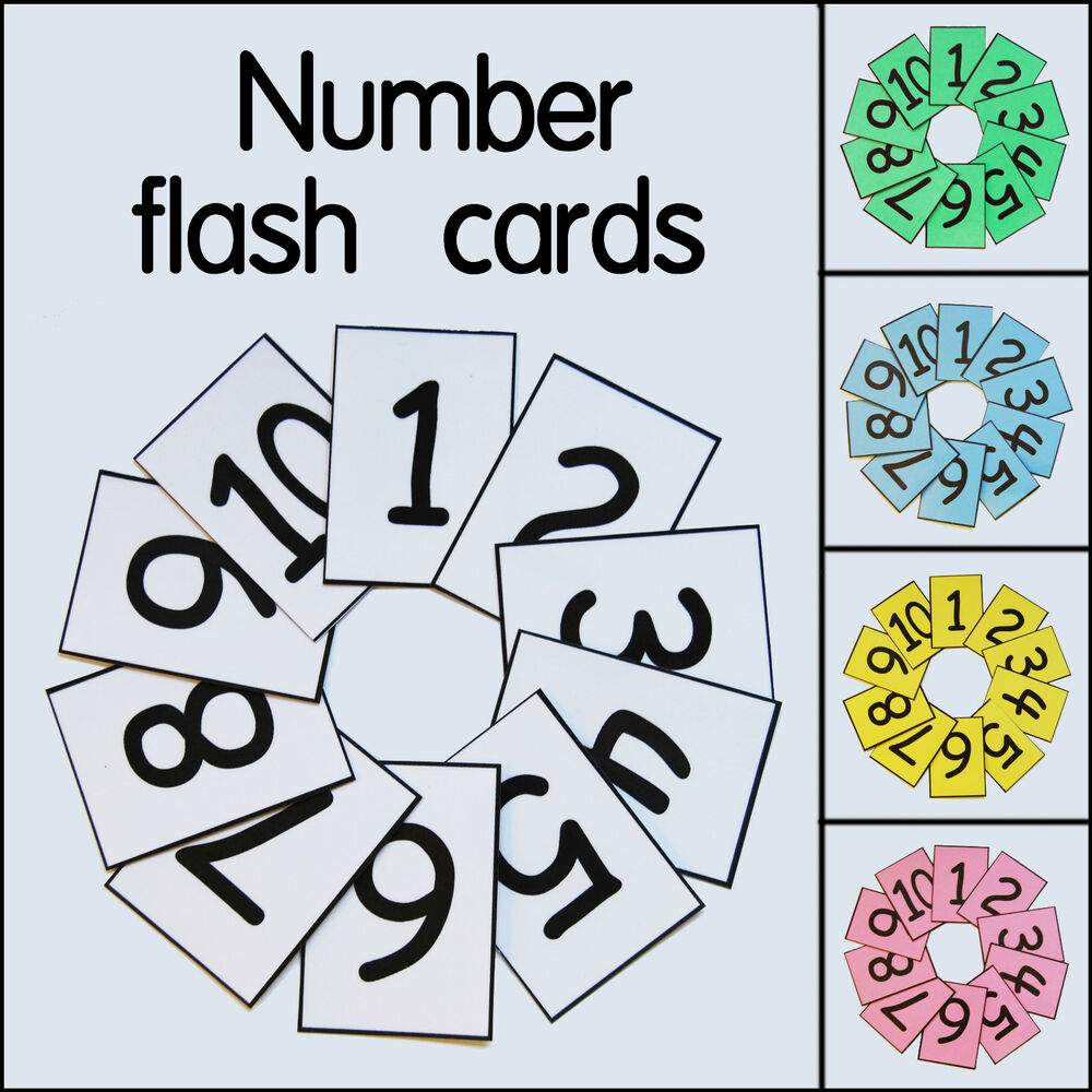 Exhilarating image pertaining to printable number flash cards