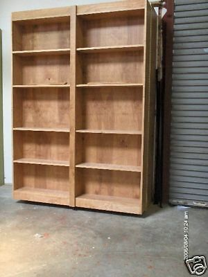 Murphy Panel Bookcase Bed Full Do It Yourself Kit Ebay