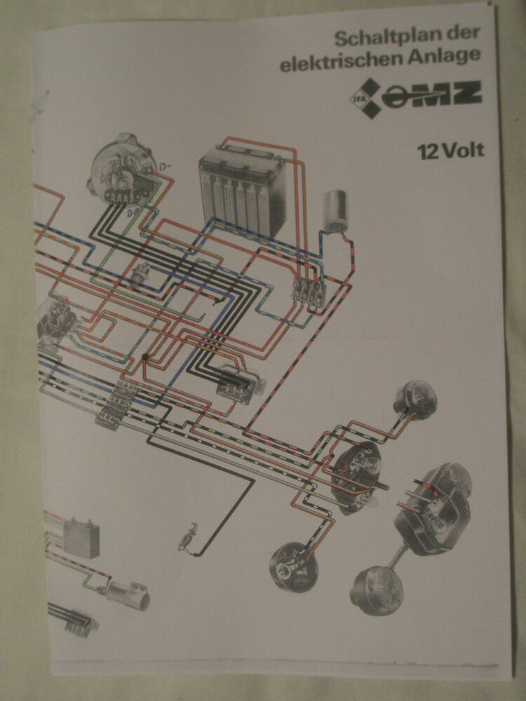 items in mz spares company shop on mz etz 125 250 wiring diagram