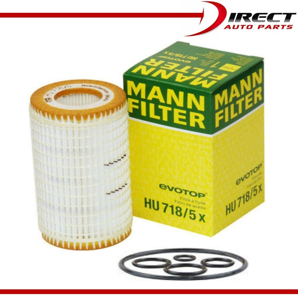 Oem mercedes benz oil filter hu718 5x c230 c240 c250 c280 for Mercedes benz recommended oil