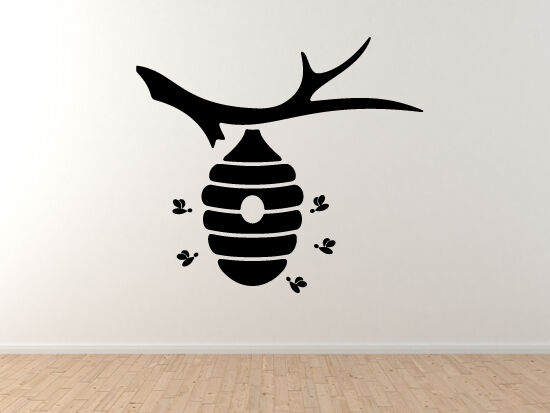 bee icon 7 tree hive honey local colony nectar honeycomb. Black Bedroom Furniture Sets. Home Design Ideas