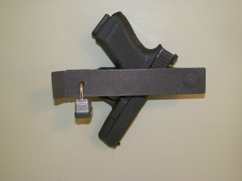 Minute Men Gun Racks Pistol Rack 726670387745 Ebay