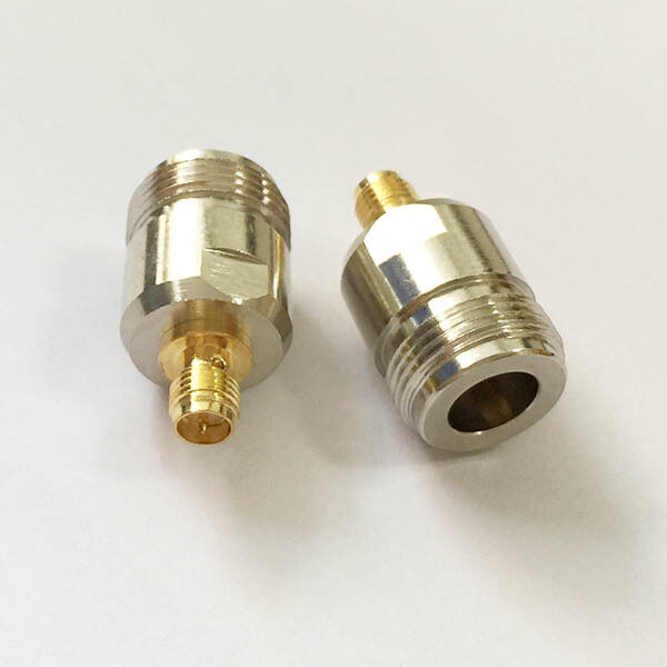 N Type Female To Rp Sma Female Rf Coax Adapter Connector