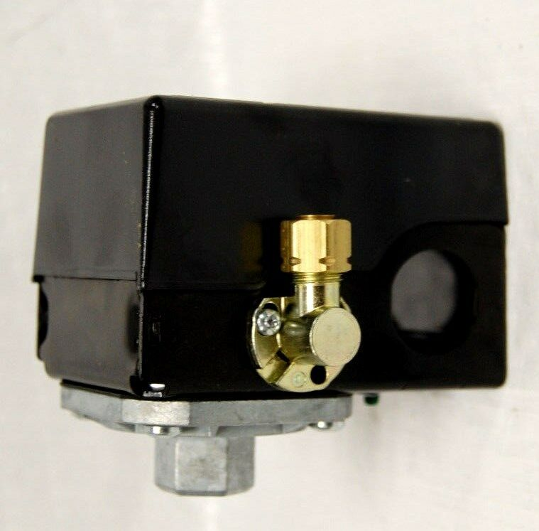 furnas hubbell 69jf7ly pressure switch 95 125 psi air. Black Bedroom Furniture Sets. Home Design Ideas