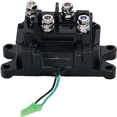 universal atv winch contactor switch relay solenoid wire. Black Bedroom Furniture Sets. Home Design Ideas