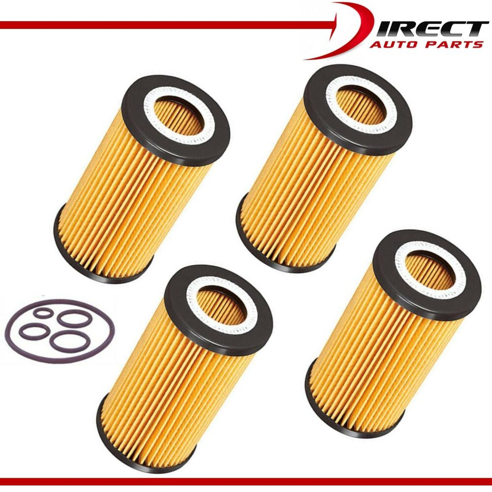 4 oil filter mercedes benz c cl clk e ml s sl class for Mercedes benz fuel filter