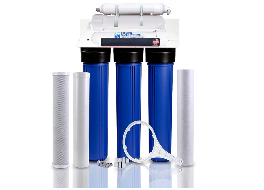 Premier Light Commercial Reverse Osmosis Water Filter