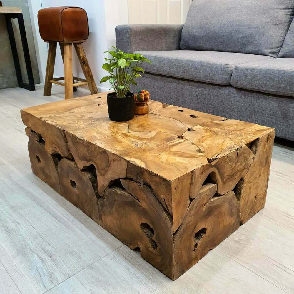 6 Puzzles Deluxe Gift Box Set 3 Wooden 3D Brain Teaser