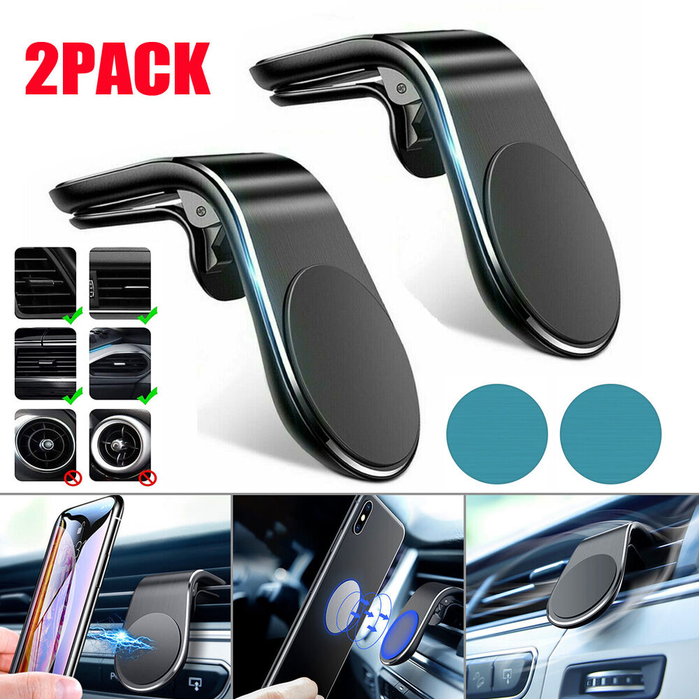 Car Air Vent Mount Cradle Holder Stand For IPhone Samsung