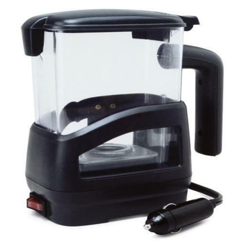 New coffee maker roadpro 5027s 12v smart car pot home fast - Portable coffee maker for car ...
