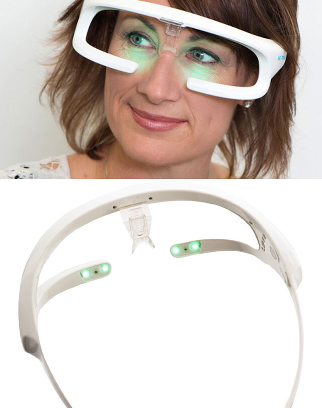 Re Timer Wearable Light Therapy Glasses For Jet Lag