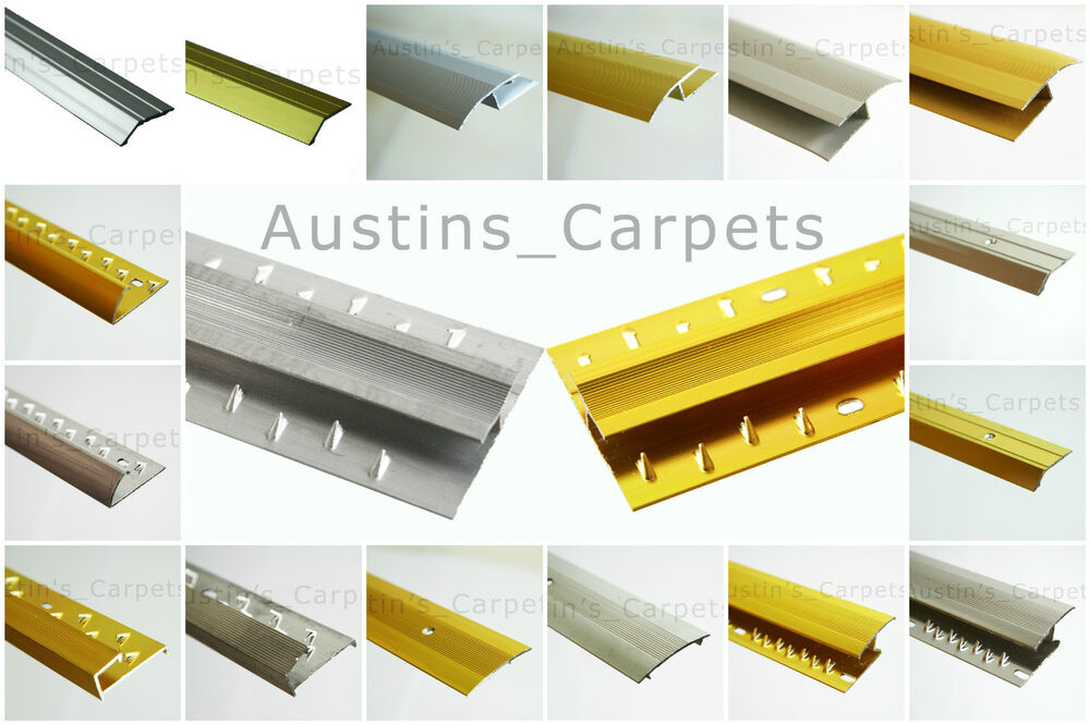 Carpet Flooring Door Bars Thresholds Vinyl Bar Naplocks