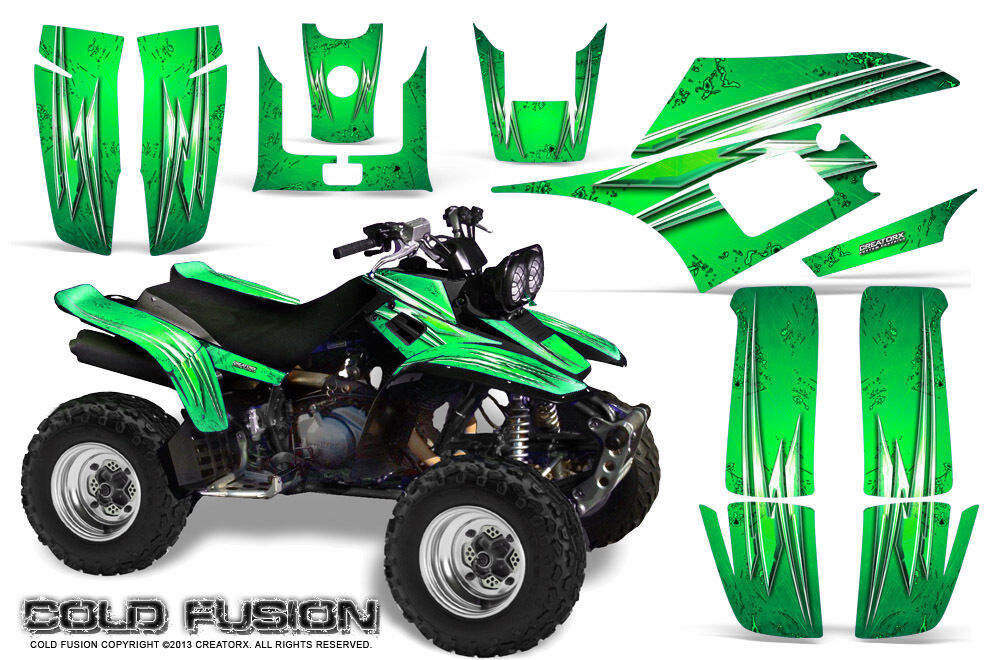 Yamaha Warrior  Decals