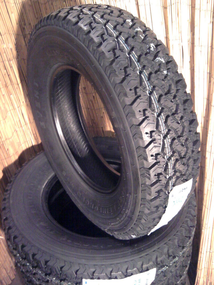 All Terrain Car >> 7.50 16 750 16 EVENT ML698 ALL Terrain Tyres X 4 FITTED AND BALANCED PRICE | eBay