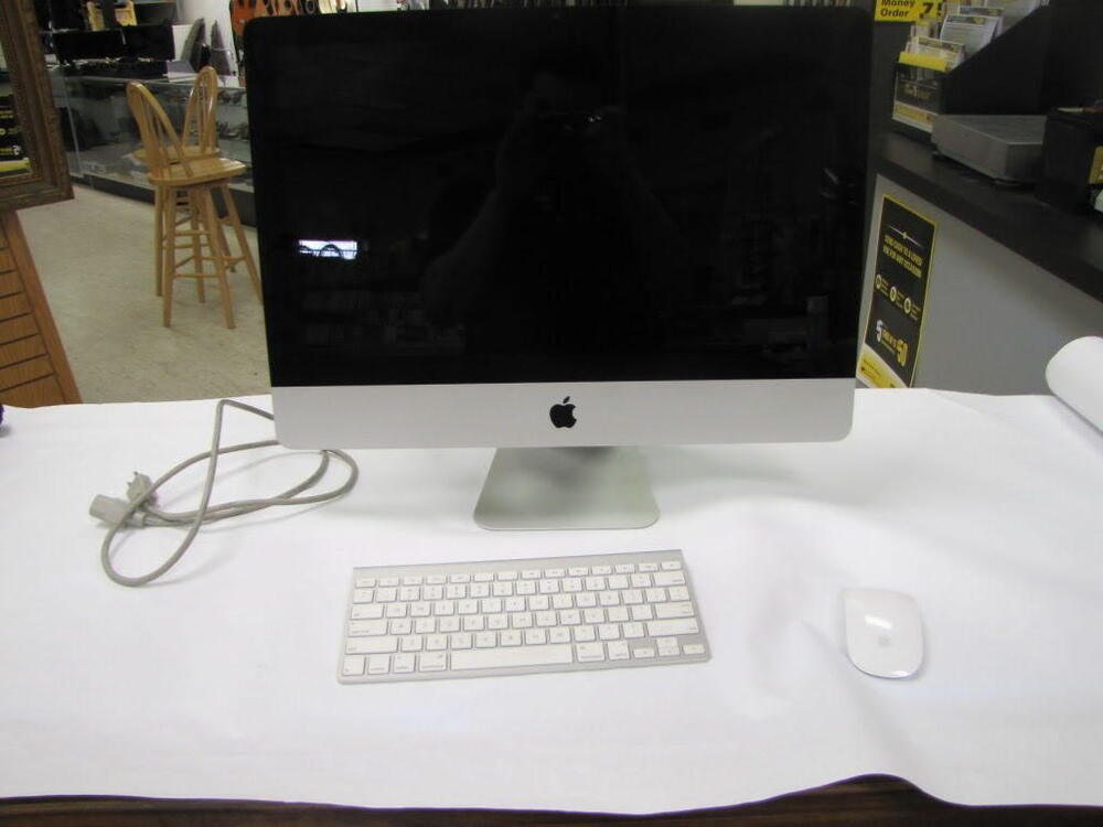 apple imac a1311 21 5 desktop mc309ll a 885909400508 ebay. Black Bedroom Furniture Sets. Home Design Ideas